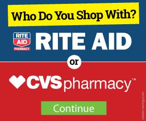 Rite Aid or CVS