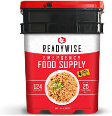 Ready Wise Emergency Foods