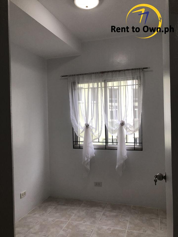 Rent to Own Quezon City - 2nd Bedroom
