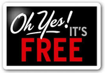 Oh Yes! It's Free