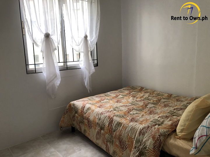Rent to Own Quezon City - Master Bedroom
