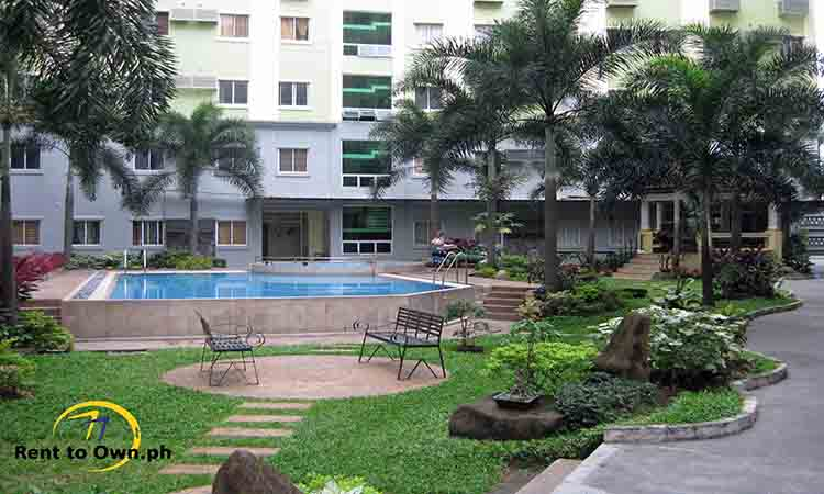 Rent to Own Quezon City - Swimming Pool