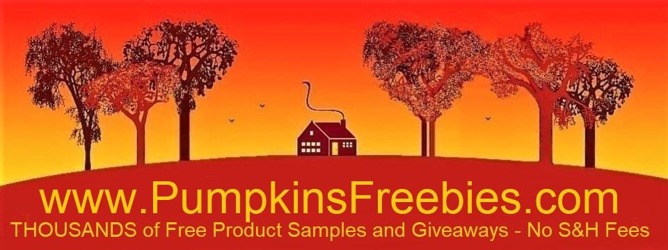 Pumpkins Freebies Banner