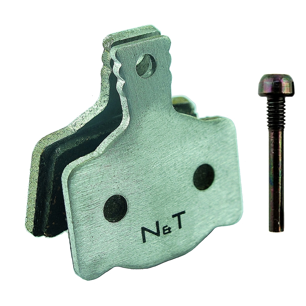 Noah And Theo NT-BP012//SI Sintered Disc Brake Pads fit Magura MT Serie MT4 MT2 MT6 MT8 and MTS by Noah And Theo